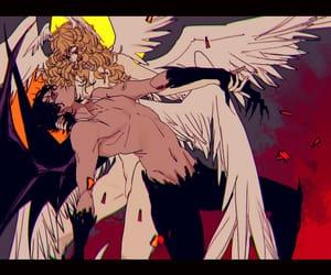 akira fudo, devilman crybaby, and ryo asuka image
