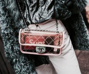 bag, supreme, and chanel image