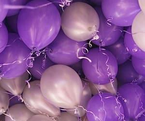 purple balloon image
