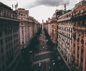 buenos aires, cars, and city image