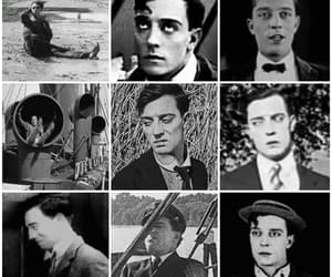 actor, buster keaton, and hollywood image