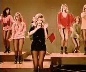 nancy sinatra, dancing, and vintage image
