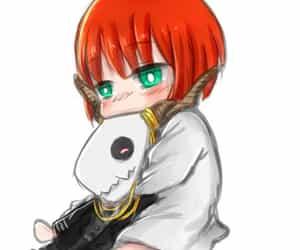 anime, elias, and anime kawaii image