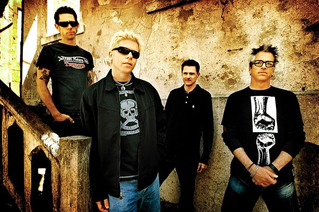 the offspring, music, and punk image