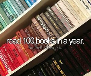 book, list, and read image