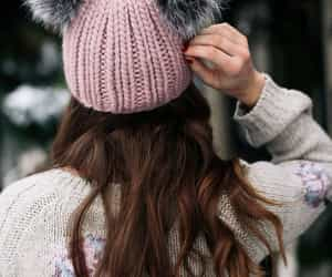 belleza, invierno, and outfits image