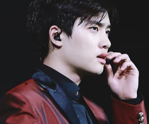 d.o, exo, and kpop image