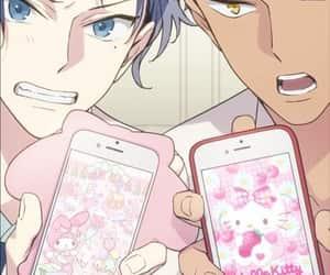 sanrio danshi, sanrio boys, and anime image
