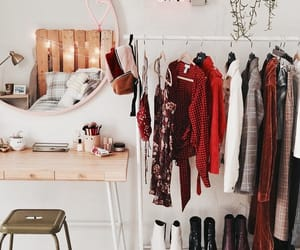 room, fashion, and clothes image
