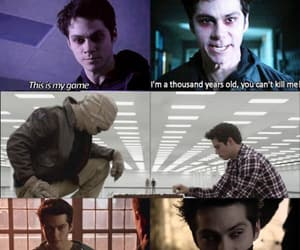 wallpaper, 3b, and teen wolf image