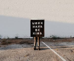 quotes, work, and work hard image
