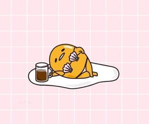 sanrio, cute, and gudetama image