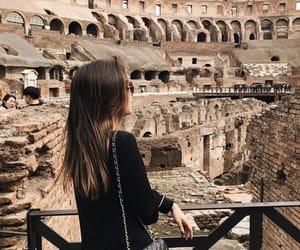 italia, roma, and coliseu image
