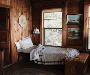 room and wood image
