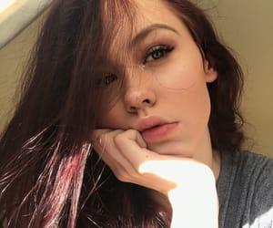 aesthetic, big lips, and makeup image