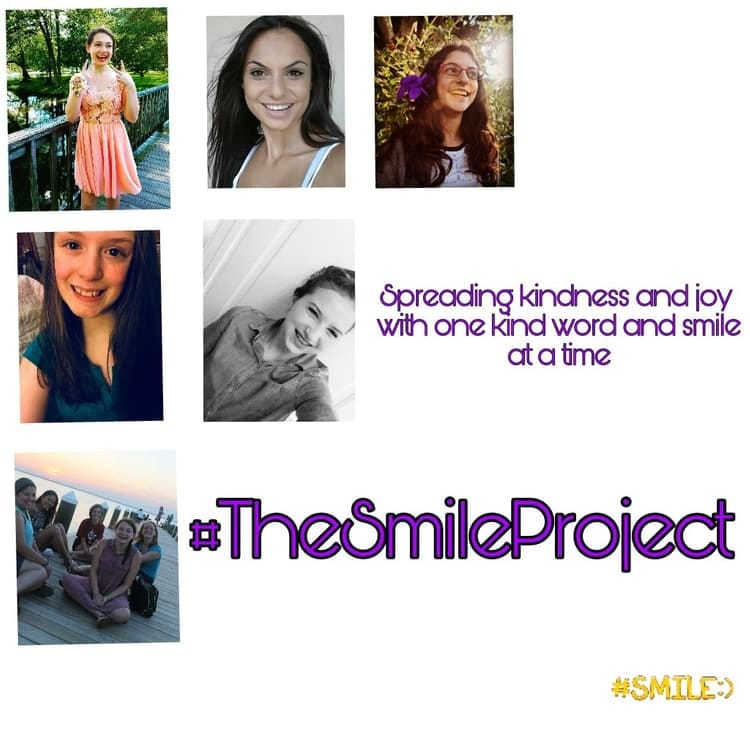 joy, project, and smile image