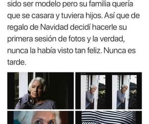 historia, abuelita, and modelaje image