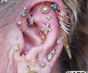 gauges, gold, and gold jewelry image