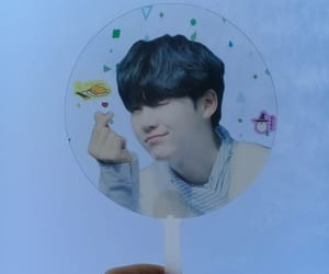 album, yoongi, and heart image