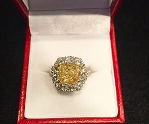 luxurious, ring, and luxury image