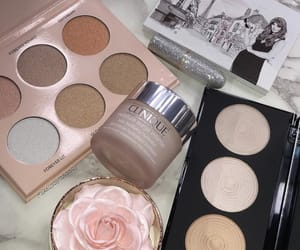 glam, goals, and makeup image