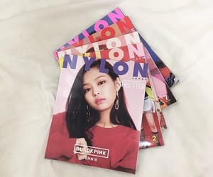 magazine and nylon image