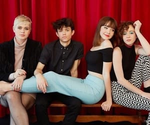 lydia night, the regrettes, and genessa gariano image