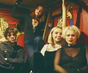 lydia night, the regrettes, and sage chavis image