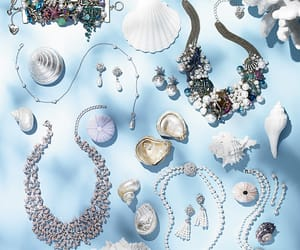 fashion, accessories, and blue image