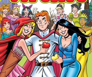 Archie, comics, and cover image