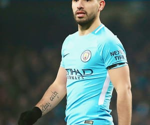 football, tattooed, and manchester city image