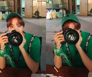 army, bts, and j-hope image