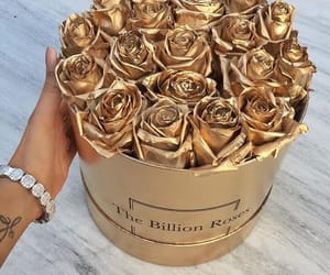 aesthetic, luxury, and flowers image