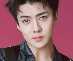 exo, oh, and sehun image