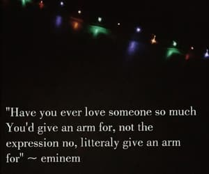 eminem, lights, and quotes image