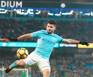 ball, football, and manchester city image