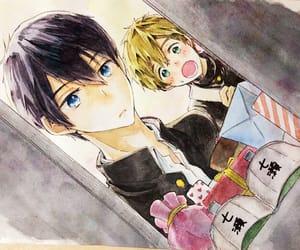 anime, boy, and makoto image