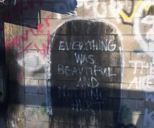 edgy, graffiti, and grunge image