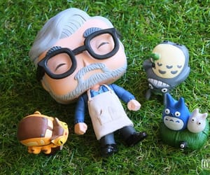 ghibli, studio ghibli, and totoro image