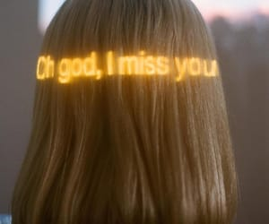 aesthetic, words, and miss you image