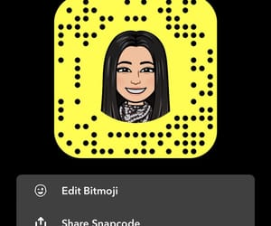 filters, add me, and snap image