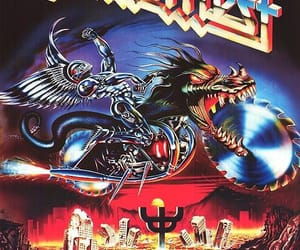 Judas Priest, heavy metal, and painkiller image
