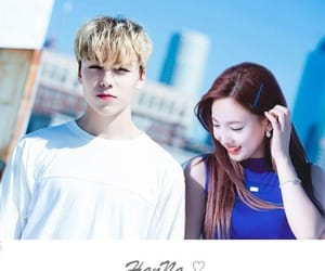 couple, Seventeen, and twice image