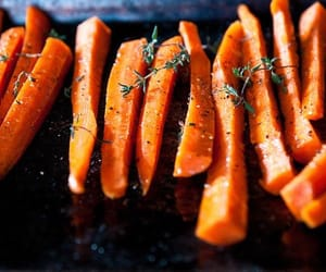 carrots, fitness, and healthy image