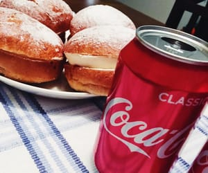 baking, coke, and dessert image