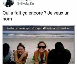 drole, francais, and jeu image
