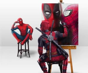 deadpool, Marvel, and wade wilson image