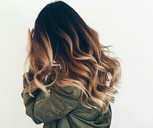 beauty, hair, and longhair image