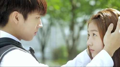 kdrama, woohyun, and love image