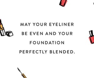 blend, eyeliner, and fact image